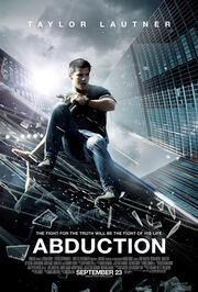 Abduction movie poster2a