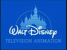 Walt Disney Television Animation Logo