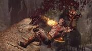Godofwar3screenshotkratosripouteye