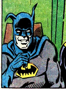 BATMAN BATMAN BATMAN! Bizarro_Batman_Earth-One_01