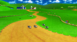 Moo Moo Meadows MKWii