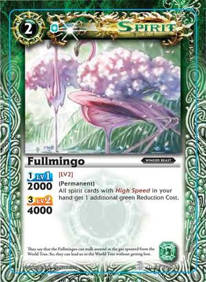 Battle spirits Set 3  300px-Fullmingo2