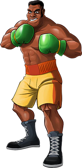 Punch Out Wii Soda Popinski : Mr sandman the punch out wiki