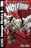 Astounding Wolf-Man Vol 1 1-C