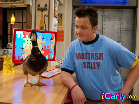 Gibby Gibson - iCarly Wiki