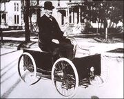 Henry Ford - Quadricycle, 1905