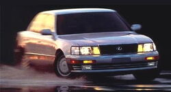 LS 400 1989