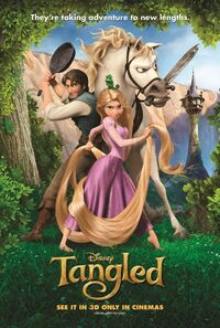 Tangled rapunzel poster 20