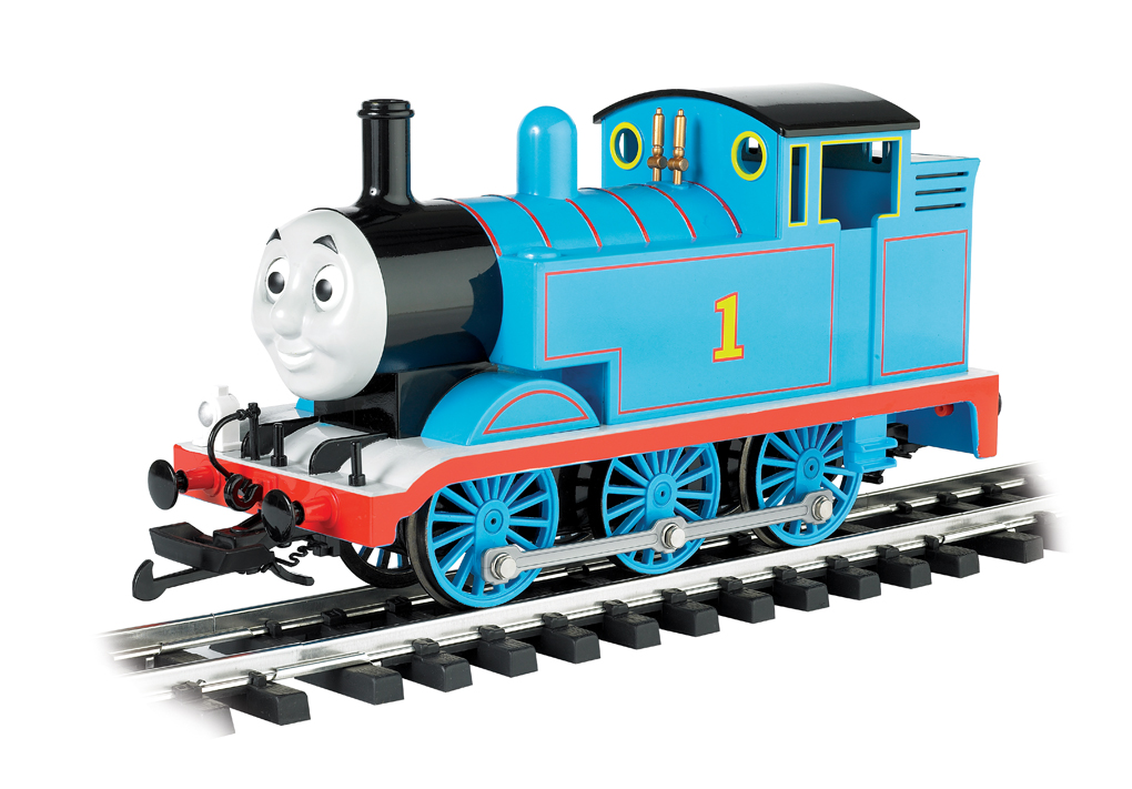 Ho Scale Quot Deluxe Quot Thomas The Tank Engine Train Set