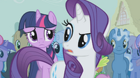 Rarity in disagreement S1E6