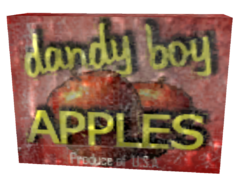 FO3 Dandy Boy Apples