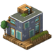 Energy Efficient House-icon