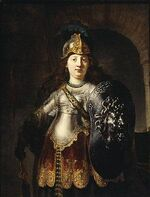 Rembrandt-Bellona