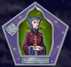 Ignatia Wildsmith - Chocogrenouille HP2