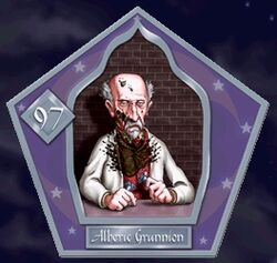 Alberic Grunnion - Chocogrenouille HP2