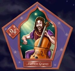 Merton Graves - Chocogrenouille HP2