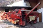 Bautz Titan combine