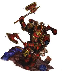World Eater Traitor Marine - Babaroth