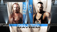 4 Jerry Lynn vs. Rob Van Dam (Full Metal Mayhem Match)