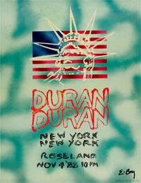 999 roseland new york ny usa live concert dates duran duran discography discogs wikipedia