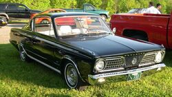 800px-1966 Plymouth Barracuda