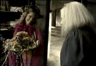 Фотоальбом новой самой плохой ведьмы - Страница 3 ChristmasNightingale