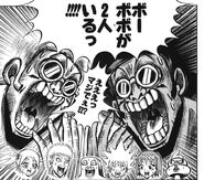 Bobobo and freinds meet Black Bobobo