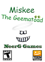 Miskee The Geematoad Cover