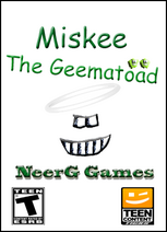 Miskee The Geematoad Offical Cover
