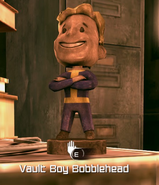 Vault Boy bobblehead wellspring