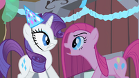 Rarity scared S01E25