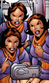 Triplicate Girl Superboy's Legion 001