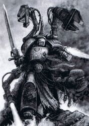 Grey Knights Techmarine