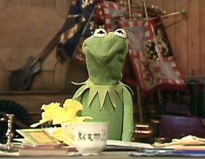 Kermit-frown