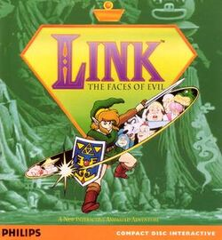 Link The Faces of Evil