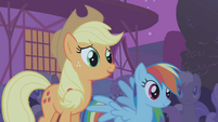 Applejack and Rainbow Dash S01E06