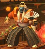Street fighter x tekken sodom