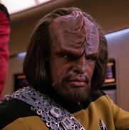 Worf, 2383