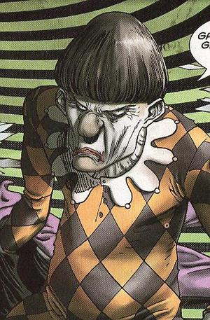 Dans l'antre du clown (PV le Joker) Gaggy