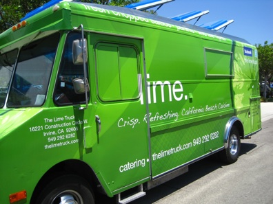 The Lime Truck Food Truck Wiki