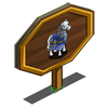 Knight Steed Mastery Sign-icon