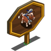 Sailor Cow Mastery Sign-icon