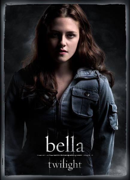 Twilight movie poster character one