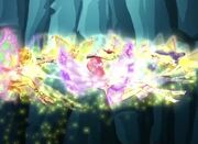 Winx club fairy dust