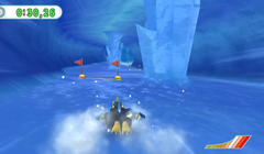 Empoleon&#39;s Snow Slide