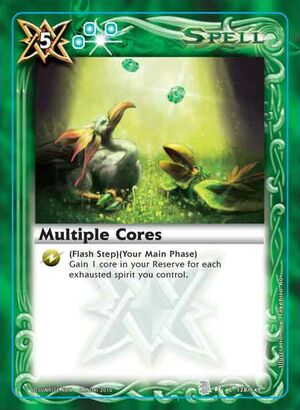 Battle spirits Set 3  300px-Multiplecores2