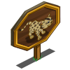Bengal Cat Mastery Sign-icon