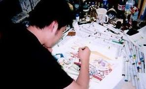 Image result for eiichiro oda working