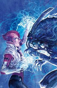 Invasion Issue One cover