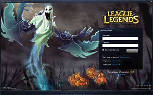 Harrowing Login 2011